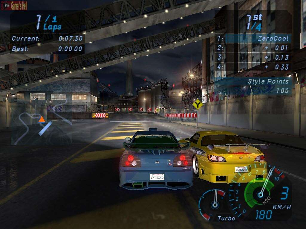 need for speed underground 2 xbox 1